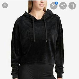 DKNY Like New Velour Hoodie